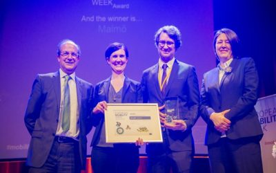 Brisel i Malme dobitnici nagrada za mobilnost