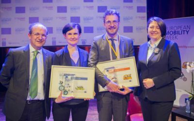 Evropska komisija objavila nominacije za nagrade u oblasti održive mobilnosti